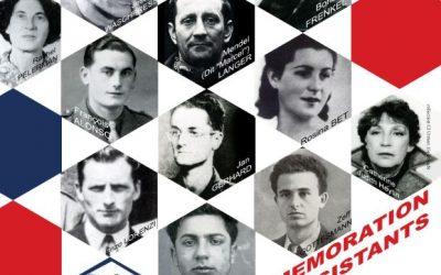 Commémoration  Journée Nationale de la Résistance Samedi 27 mai