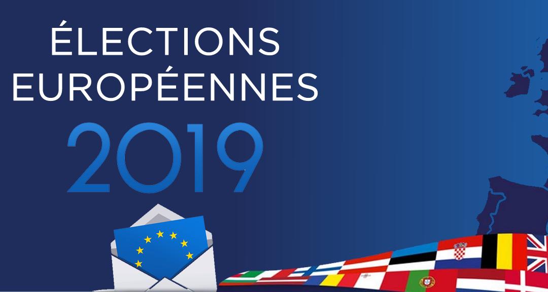 RÉSULTATS DES ELECTIONS EUROPÉENNES A L'UNION
