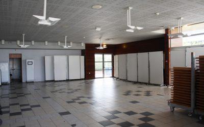 Foyer de la Grande Halle