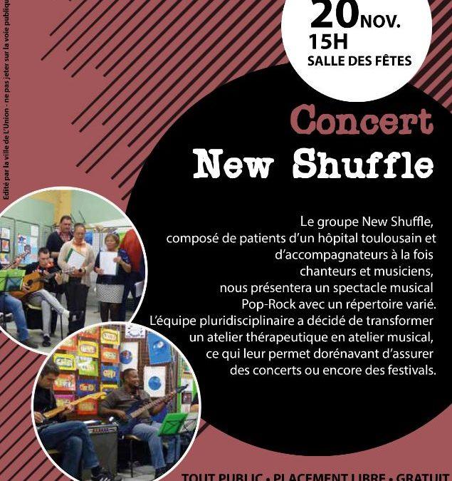 Les Rencontres Ville & Handicap ont 10 ans ! & spectacle «new shuffle» à la salle des fêtes mercredi 20 novembre à 15h