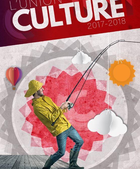 Brochure culturelle 2017 – 2018