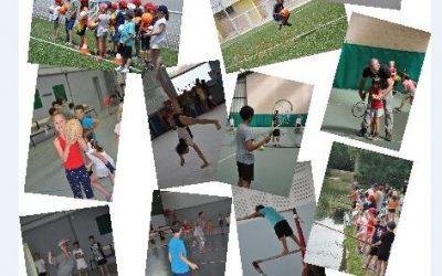DOJO UNIONAIS : un été de stages multi-sports