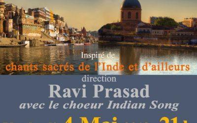 Concert Ravi Prasad Indian Song