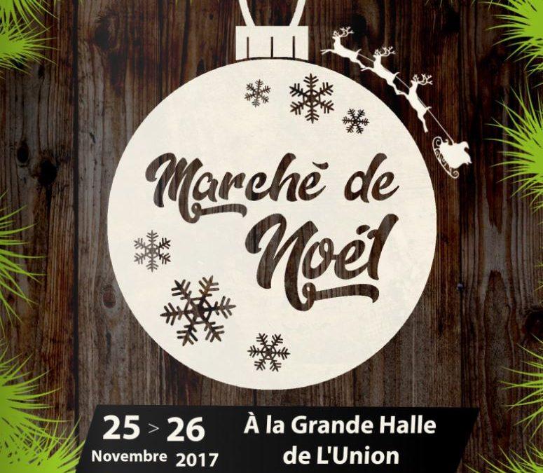 Marché de Noël – samedi 25 & dimanche 26 novembre