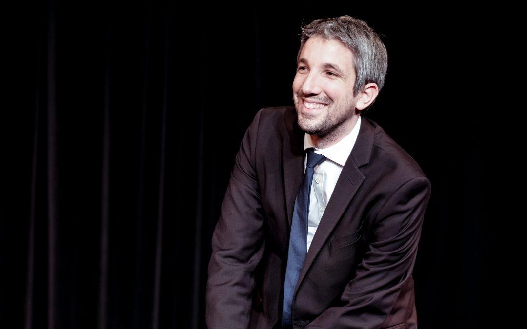 Spectacle de Guillaume Meurice « Que demande le peuple ? » samedi 22 septembre à la Grande Halle