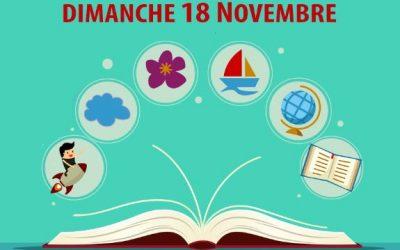 Festival de Lectures à haute voix du vendredi 16 au dimanche 18 novembre