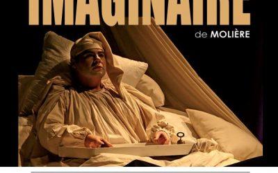 Théâtre – Le Malade Imaginaire vendredi 29 mars & samedi 30 mars à la Grande Halle