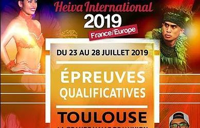 Ori Heitiare Tahiti  : Épreuves Qualificatives du Heiva International