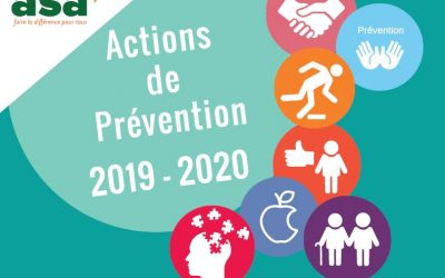 Actions de prévention de l'ASA
