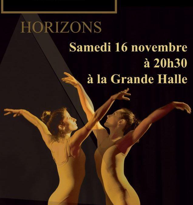 B & M COMPAGNIE HORIZONS – samedi 16 novembre à 20h30 à la Grande Halle