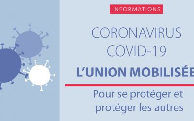 COVID-19 – situation à L'Union