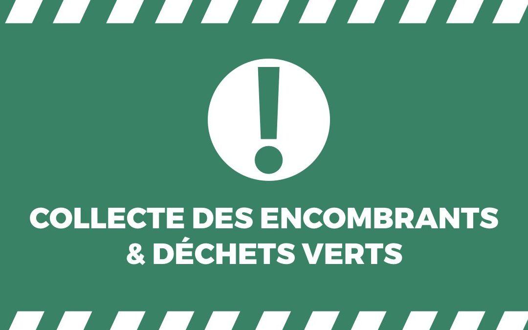 DÉCHETS VERTS Collecte à partir du 4 mai- Déchets et collectes: LES CONSIGNES A RESPECTER