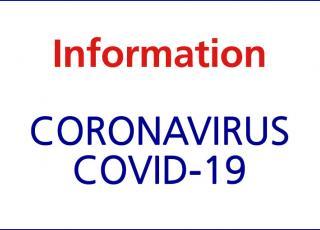 COVID-19 : NOUVELLES MESURES SANITAIRES