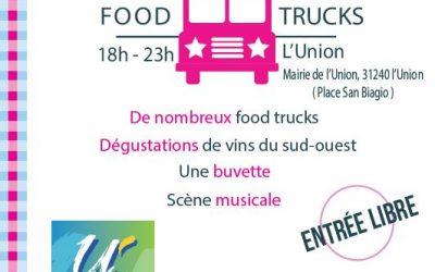 Soirée Foodtruck – vendredi 2 octobre – REPORTE
