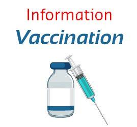 ACTU VACCINATION – Vaccination des plus de 70 ans
