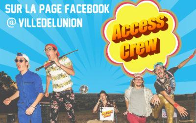 Concert Live Access Crew